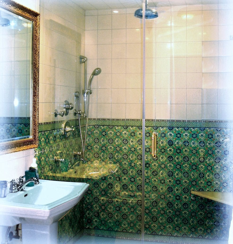 Shower Bathroom Tile design Idea