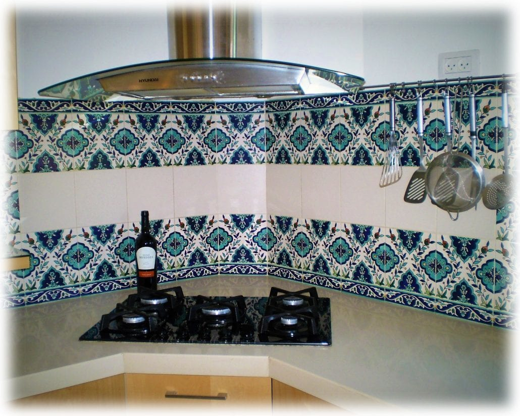 Kitchen backsplash tiles backsplash tile ideas balian studio decorative tile backsplash dailygadgetfo Images
