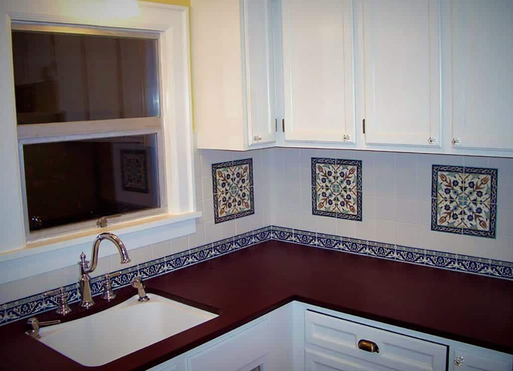 Decorative Backsplash Tile For Kitchens