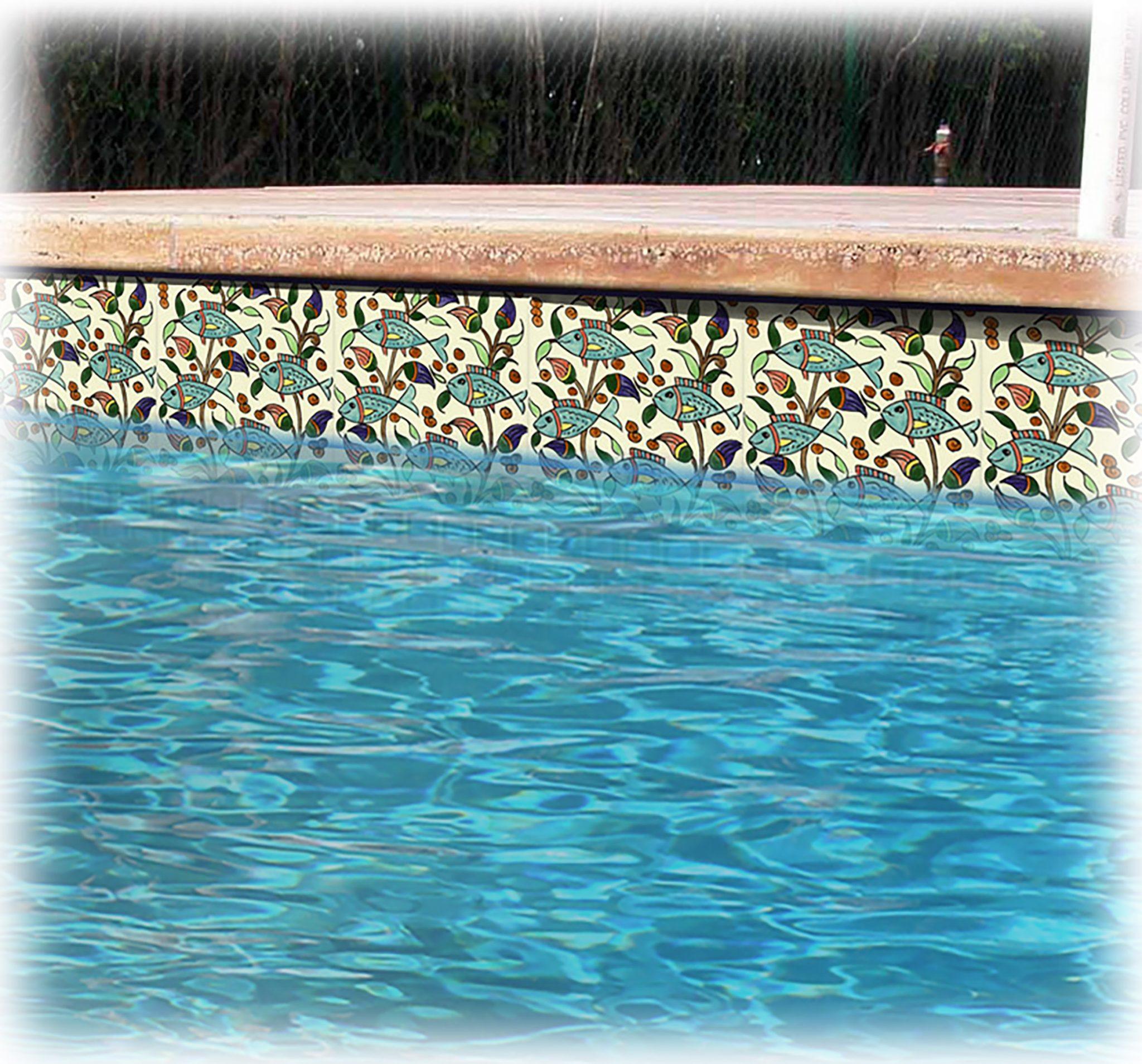 Swimming Pool Tile : Waterline pool tiles tile design ideas