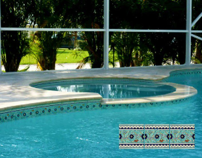 Waterline Pool Liners & Pool Tiles